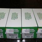 4 Toner TN-660/630 for Brother DCP-L2520 L2540 MFC-L2740 L2720 HL-L2360 L2320