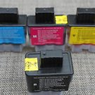 6 Black+12 Color LC41 Ink Cartridge for Brother 110 310 210 420 610 3240 3340