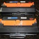 2 Toner Cartridge MLT-D103L for Samsung ML-2950nd 2955dw SCX-4725 4728 4729 fd