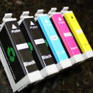 5 x ink Cartridge 127 T127 for NX625 Workforce 630 633 635 840 60