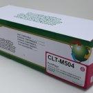 New Magenta Toner Cartridge CLT-M504S for Samsung CLP-415nw CLX-4195fw SL-C1860fw