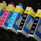 2 Black+3 Color ink T069 #69 for CX-5000 6000 7000F 7400 7450 8400 9400F 9475F