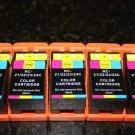 5 Series 21/24 Color Ink Cartridge Y499D for Dell Printer V313w V515w V715w HiYl