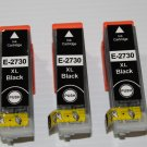 3 x High Yield 273XL Black ink Cartridge for Expression Premium XP-600 610 800