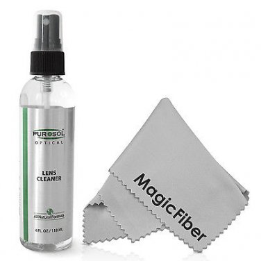 4 oz. BIG Purosol All Natural Optical Lens and LCD Cleaner  Mist Spray Bottle