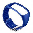 New OEM Samsung R750 GEAR S Watch Strap Band Bracelet String Replacement Blue