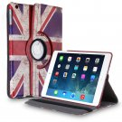New Flag-UK iPad Air 5 4 3 2 & iPad Mini PU Leather Case Smart Cover Stand