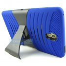 Blue Black EXO Stretch Rugged Case Cover For Samsung Galaxy Tab S 8.4