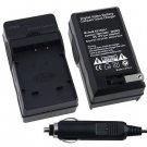 AC Wall Battery Charger AC Car Adapter For Kodak KLIC-7001 M853 M863 M893