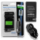 Charger for Nikon EN-EL5 Battery P90 P100 P500 P510 P520 P530 MH-61
