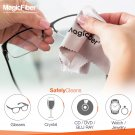 13 MagicFiber Microfiber Cleaning Cloth for iPhone Glasses HDTV LCD DSLR Lens