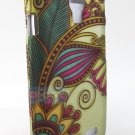 Antique Flowers Lg Access L31g Lte F70 Design Hard Snap-On Case Covers Stylus