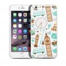 "New Lodon Big Ben Clock iPhone 6 Plus5.5""inch Case Cover-Screen Protectors"