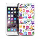 "New Cartoon Owl Tree Girls iPhone 6 Plus5.5""inch Case Cover-Screen Protectors"