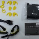 Jabra SPORT PLUS WIRELES Bluetooth Stereo Headphones Earbuds Black Yellow