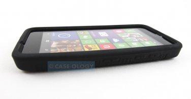New Black Soft Silicone Gel Rubber Skin Case Cover For Nokia Lumia 635 Accessory