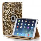New Apple Yellow Leopard Print iPad Air 5 5th Gen Case Smart Cover Stand
