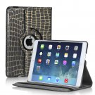 New Black Cracking Lines iPad Air 5 5th Gen Case Smart Cover Stand