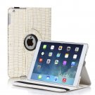New White Cracking Lines iPad Air 5 5th Gen Case Smart Cover Stand