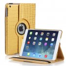 New Gold Cracking Lines iPad Air 5 5th Gen Case Smart Cover Stand