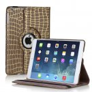 New Brown Cracking Lines iPad Air 5 5th Gen Case Smart Cover Stand