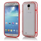 For Note 2 Red Hybird Bumper Case Cover Skin