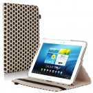New Polka Dot-White Case Smart Cover Stand For Samsung Galaxy Tab 2 Note 8.0