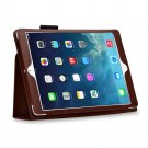 New Brown Slim PU Leather Case Cover For Apple iPad 1 1st Generation
