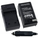 AC Battery Charger,Car Charger For Sony NP-BK1 Cyber-Shot DSC S750 S950