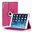 New Plain-Pink iPad Air 2 iPad Mini iPad 4 3 2 Case Smart Stand Cover