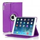 New Plain-Purple iPad Air 2 iPad Mini iPad 4 3 2 Case Smart Stand Cover