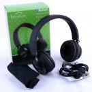 HiFi Metal Bluetooth Headphones headset for Samsung Apple Nokia Phone and Tablet