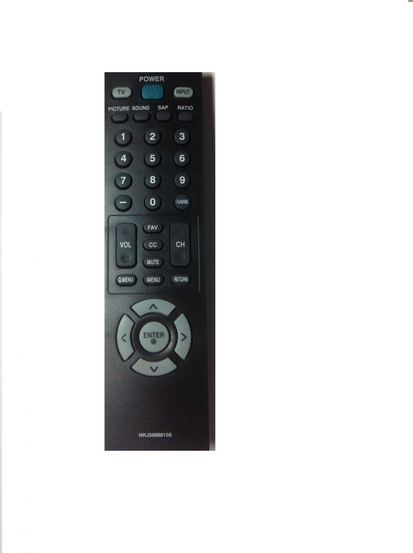 LG MKJ36998105 Remote f 32LC50C 32LC50CS 32LC5DC 32LX50C 32LX5DC 37LC50C 42LB50C