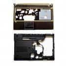 New Lenovo G570 G575 Bottom Base Cover Case & Palmrest Upper Case