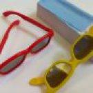 2x Kids 3D Glass For Vizio LG Viewsonic Passive 3D TV and Blu-ray DVD