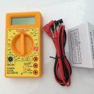 New LCD display Digital Multimeter DC-AC Voltage Current-A Resistance Test