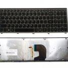 New Lenovo Ideapad Z500 Z500a Z500g P500 Keyboard with Backlit Frame