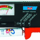 New Universal Battery Tester Load f Test all AAA AA C D Lithium and 9V Batteries