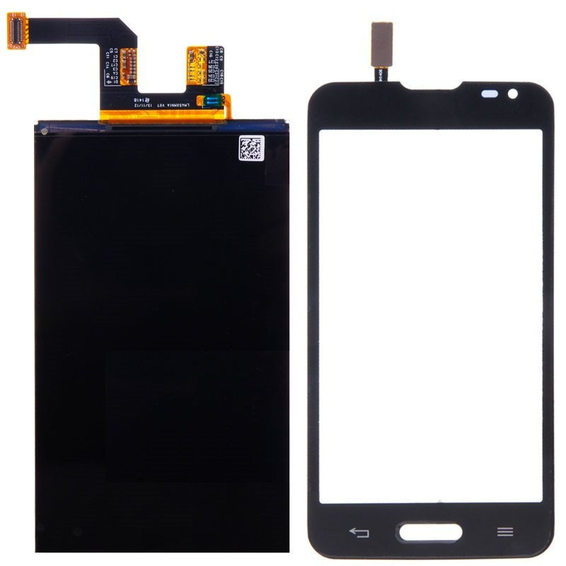 OEM LG Optimus L70 MS323 D321 D325 Touch Screen Digitizer Outer Top Glass