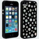 Milk & Honey Polka Dot Case for iPhone 5-5s