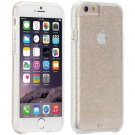 Case-Mate Sheer Glam Case For Apple iPhone 6 Champagne Clear Glitter