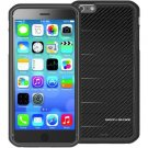 New Apple iPhone 6 PLUS (5.5) Body Glove Rise Case Cover - Black Carbon Fiber
