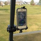 iPhone 6 plus Golf Cart Mount. also works with Samsung Note phones