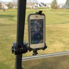 hone Golf Cart Mount Works with iPhone 4 and 5 and most smart phones