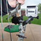 Bow hunting camera mount for GoPro simple bow mount for PSE Hoyt Mathews