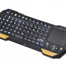 Bluetooth Wireless Mini Keyboard Mouse Touchpad for iOS iPad 2 3 4  Mini