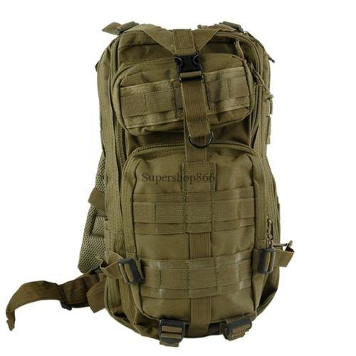 New Sport Military Tactical Rucksack Backpack Camping Hiking Trekking Bag 30