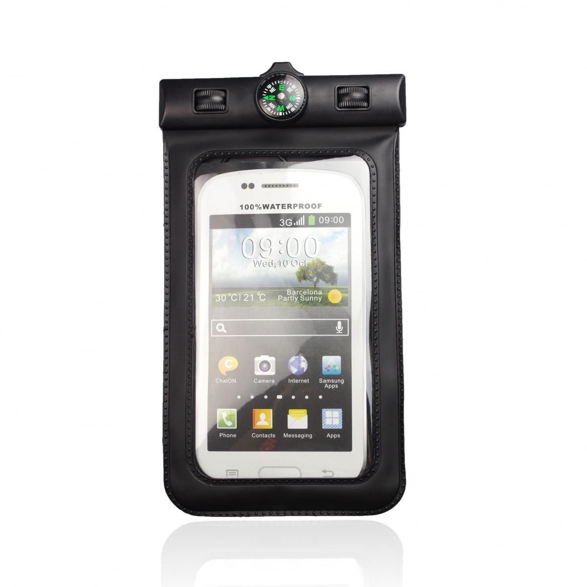 Waterproof Case Armband & Neck Strap For Samsung Galaxy S3 S4 S5 LG G2 Nexus5