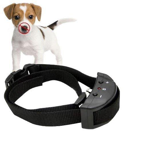 New Anti Bark No Barking Dog Static Shock Collar For Medium-Large 20lb-150lbs
