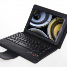 Bluetooth Keyboard Leather Case Cover w Stand for Amazon Kindle Fire HD 2014 7